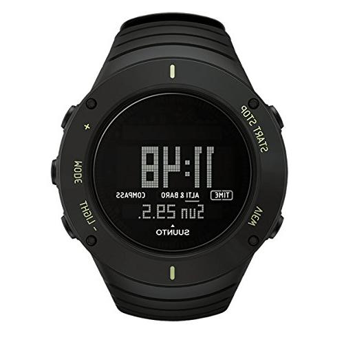 SUUNTO Core Ultimate Black - Multifunction watch