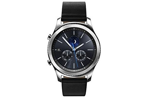 Samsung Gear S3 Classic Smartwatch 4GB SM-R770 with Leather