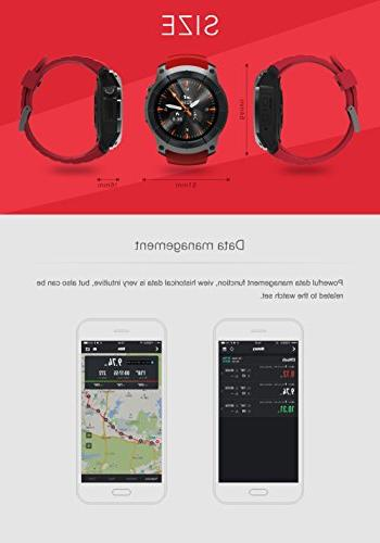 7f330433b TORTOYO Watch Phone Heart Support WiFi Sport Smartwatch Android PK. TORTOYO  Watch Phone Heart Rate Monitor Support SIM Card ...
