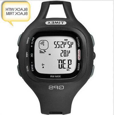 Timex Full-Size T5K638 Marathon GPS Watch Wrist Watch - TIME