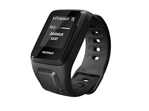 TomTom 1REM.003.03 Spark Music Gps Fitness Watch + 3GB Music