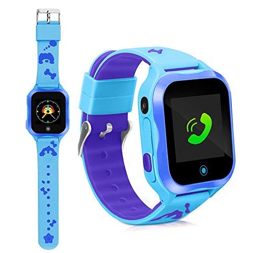 Waterproof Watch Smart Watches for Kids Phone Watch Accurate