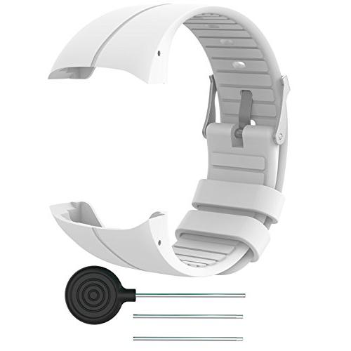 XBERSTAR Replacement Silicone Strap Wristband Polar