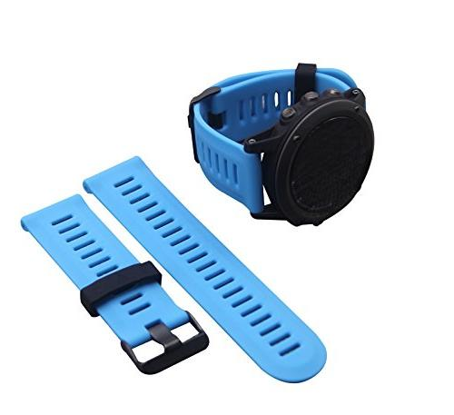 XBERSTAR Replacement Silicone Watchbands Strap Accessories B