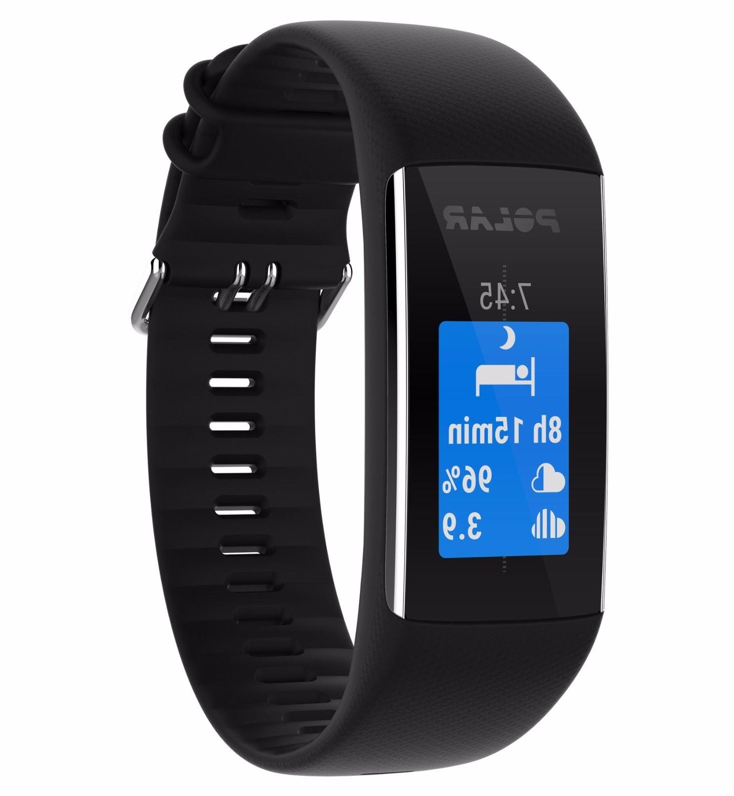 Polar A370 Strapless Tracker with Wrist Based HR,