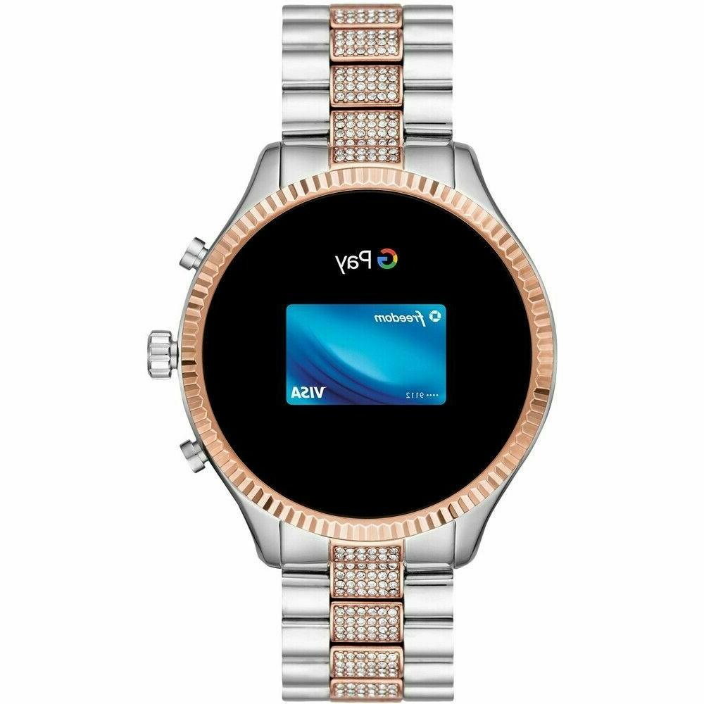 Michael Kors Rose Gold Smart Touchscreen MKT5081