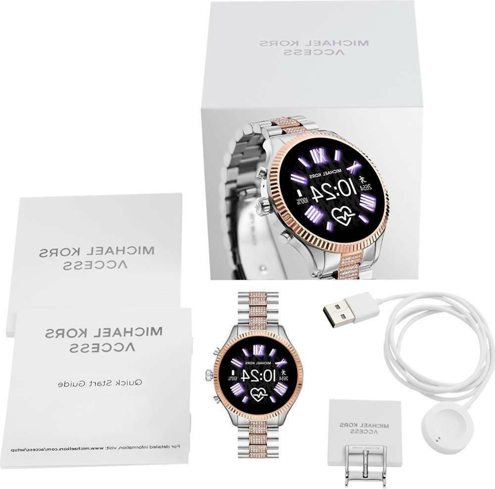 Michael Rose Smart Touchscreen Watch