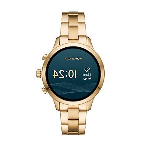 Michael Kors Stainless Steel Smartwatch,