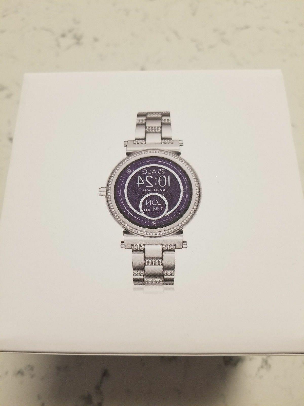 Smartwatch, Stainless MKT5036