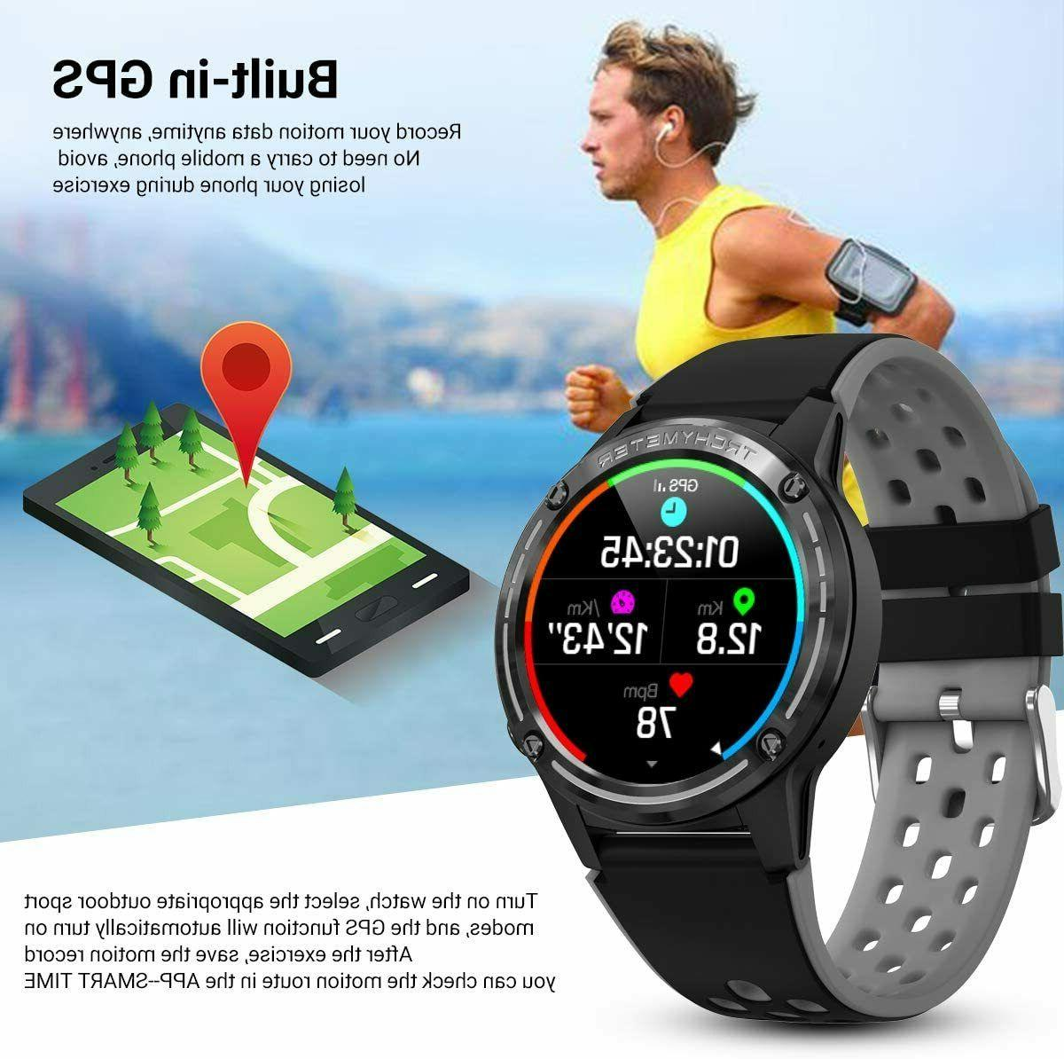Activity Tracker Watch for Build-in GPS