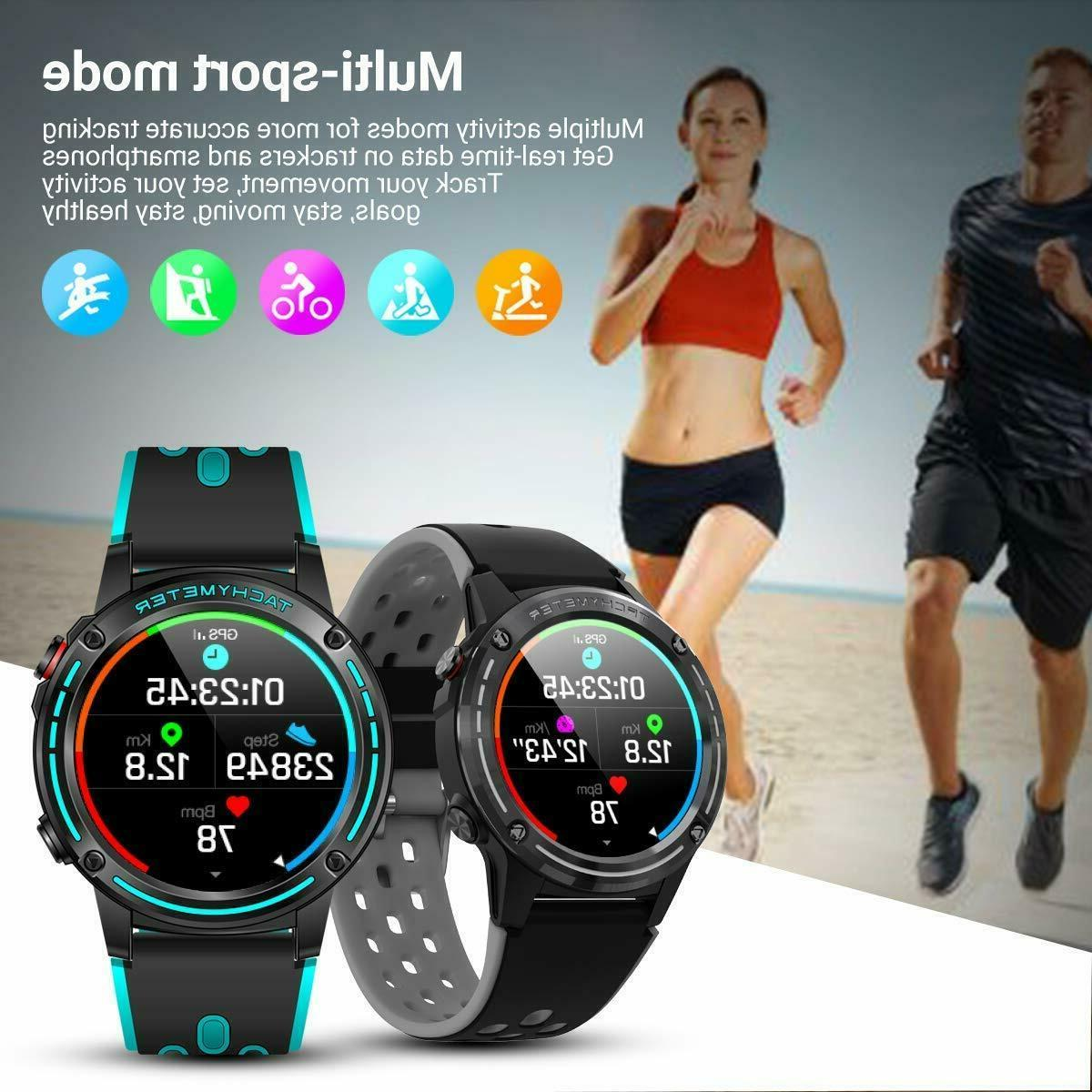 Activity Fitness Tracker Watch GPS Fitness