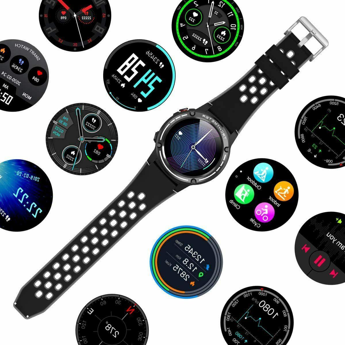 Activity Watch for Men GPS Sports Fitness