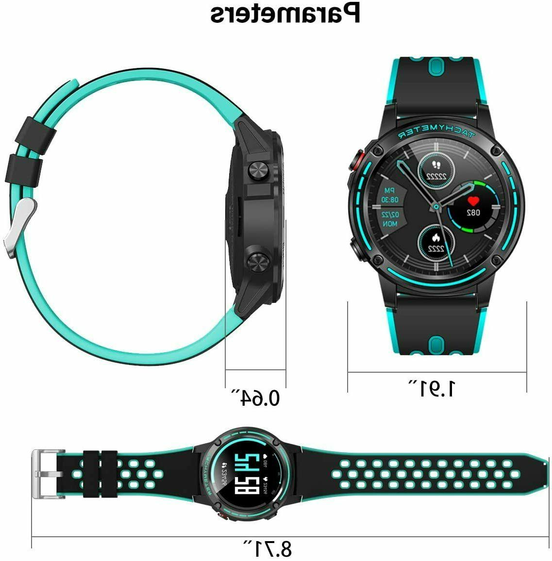 Activity Fitness Watch Men Build-in GPS Sports Fitness