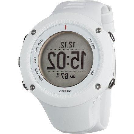ambit2 r gps watch white