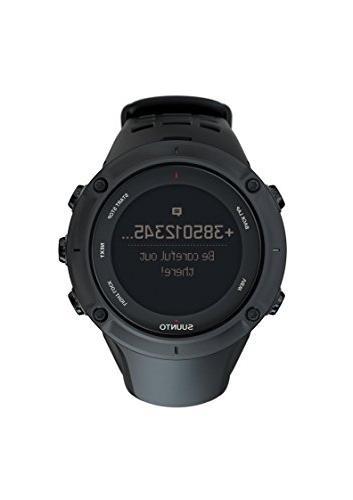 Suunto Ambit3 Peak GPS Black