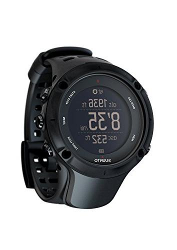 Suunto Running GPS Unit, Black