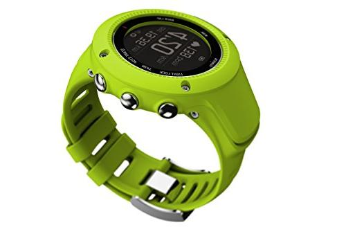 Heart Rate Ambit3 Run Watch Lime