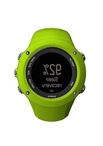 Suunto Ambit3 Run Lime Heart Ambit3 Run HR Watch Lime