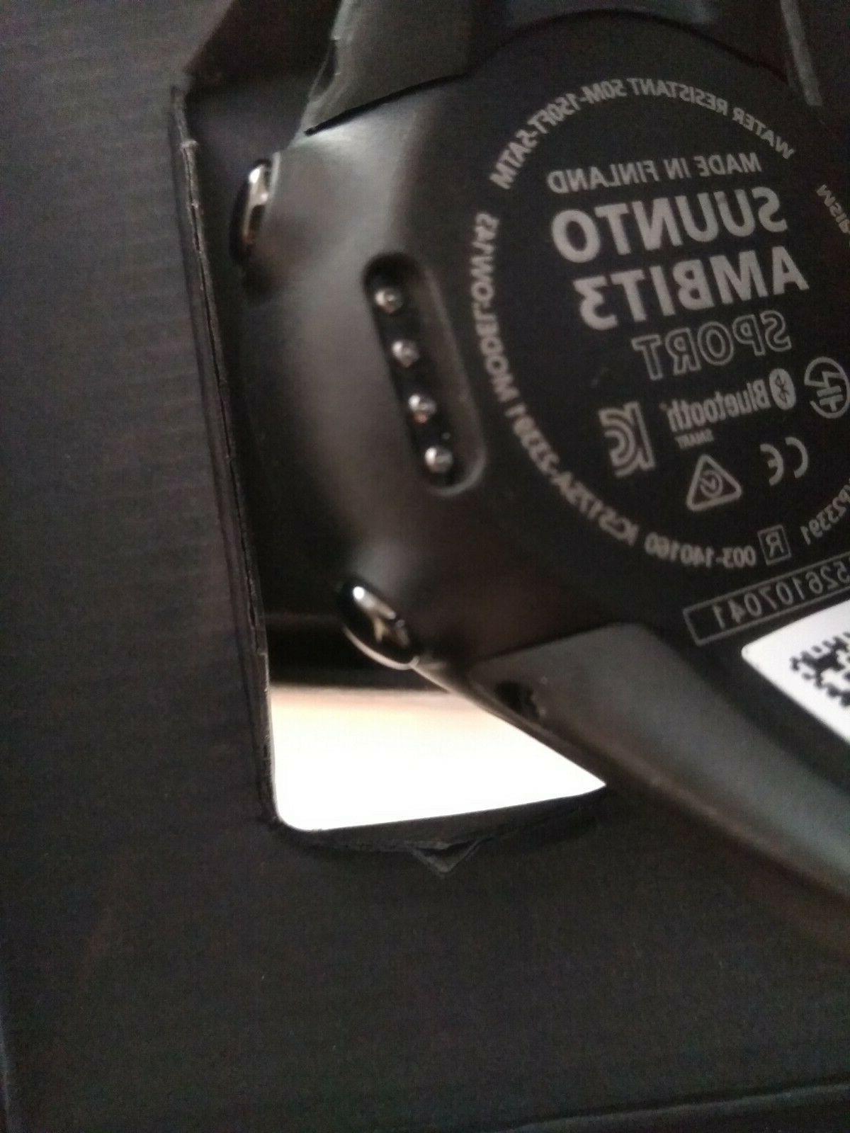 Suunto GPS Watch SS020681000