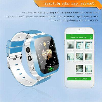 Anti-lost Kid Safe Smart Watch For Android IOS