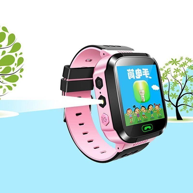 Anti-lost Kids Safe GPS Tracker SOS Smart Android