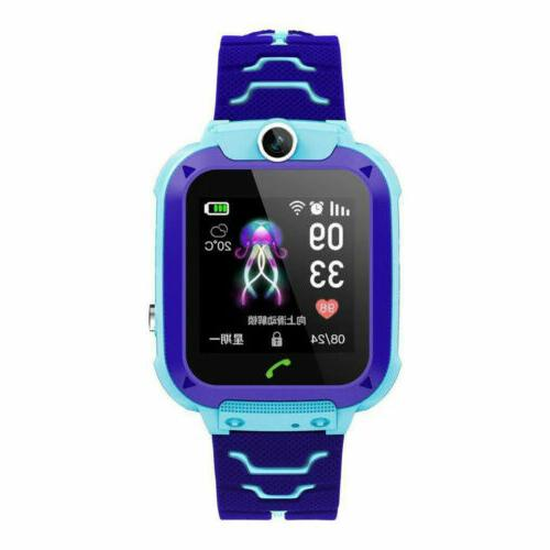 Anti-lost Watch Tracker Camera Waterproof For Gifts