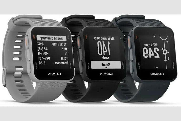 approach s10 golf watch smart lightweight gps