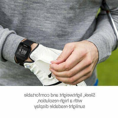Garmin Approach Lightweight GPS Golf Watch Deluxe