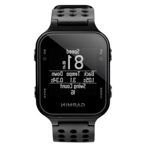 Garmin GPS Watch Black-