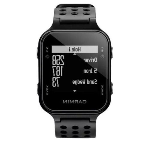 Garmin Approach S20 GPS Golf Watch -