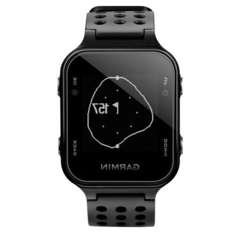 Garmin S20 - GPS - Black-