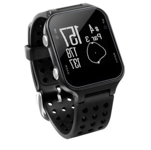 approach s20 gps golf watch black 010