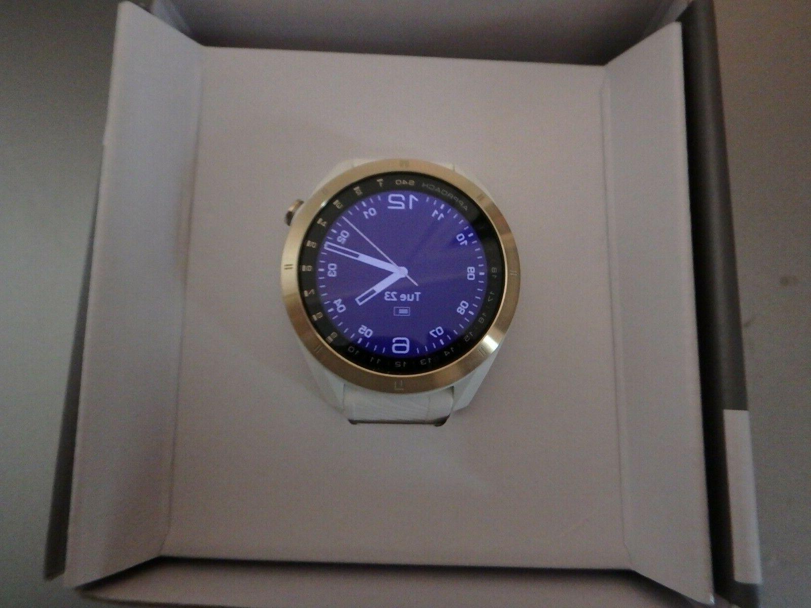 Garmin Approach S40 Golf GPS Watch