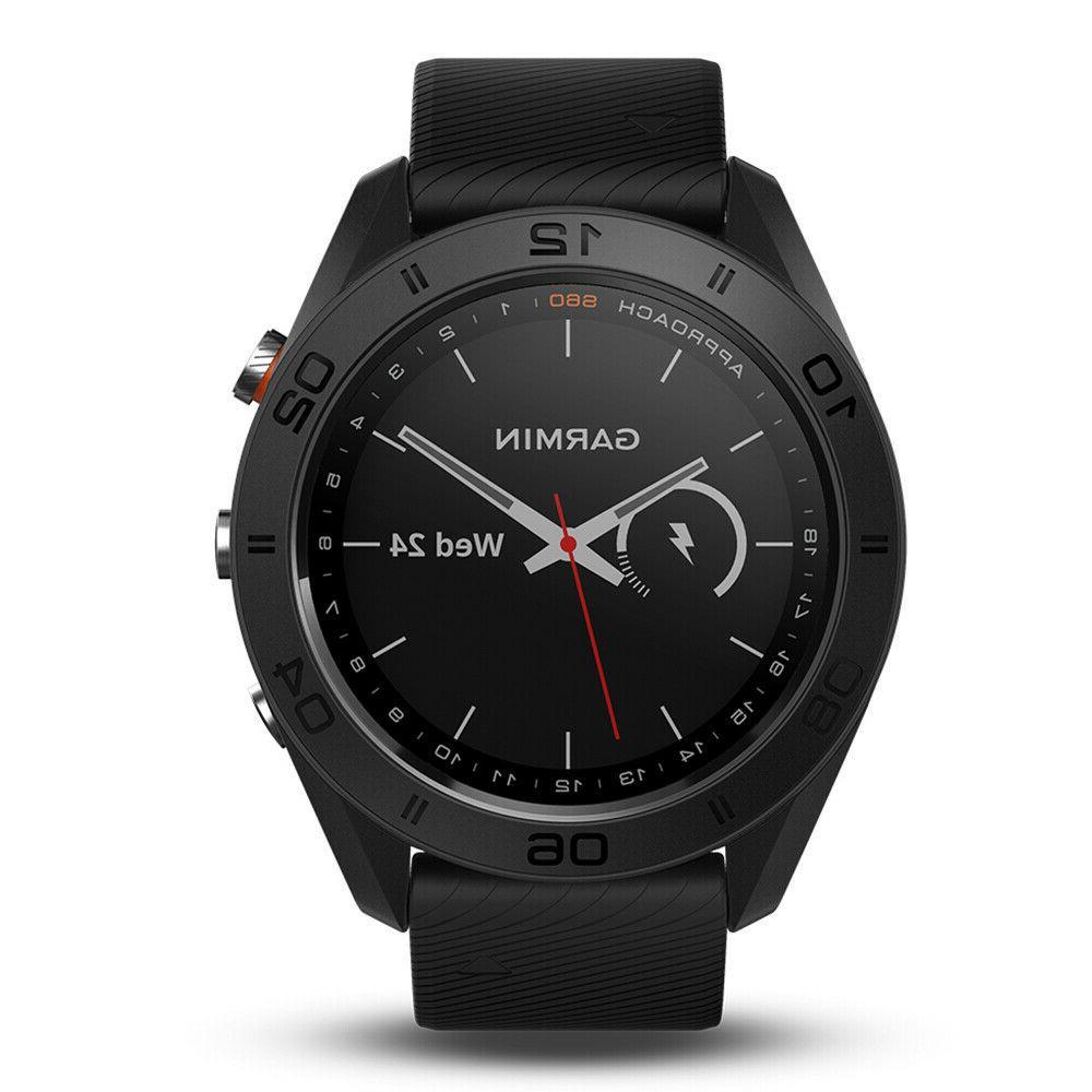 Garmin Approach S60 GPS - Black with Black