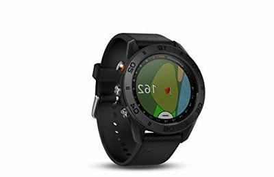 approach s60 gps golf watch with black