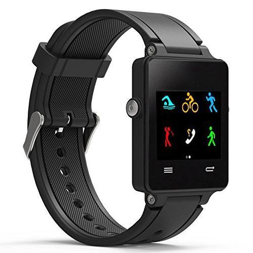 Band Garmin Soft Silicone Watch for Garmin Vivoactive GPS Watch