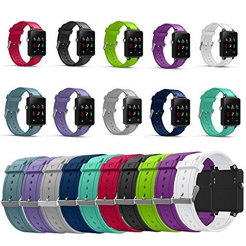Band Soft Watch Vivoactive GPS Smart Watch