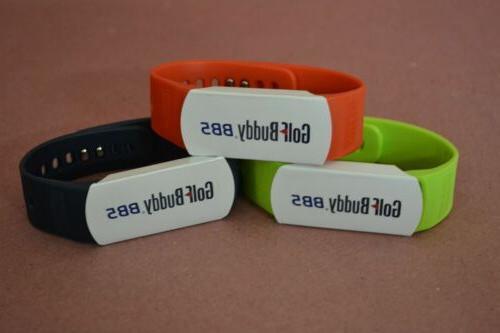 Golf Buddy Accessory wristbands
