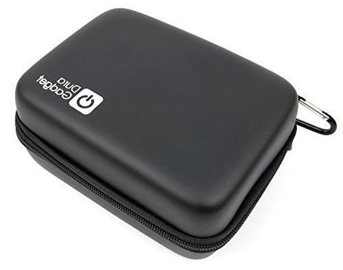 hard shell eva case black