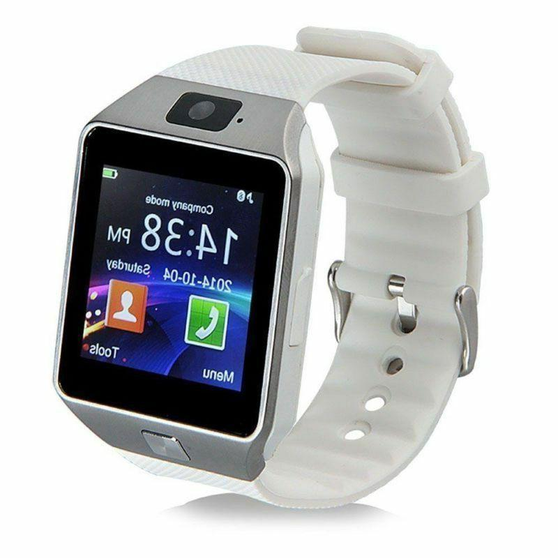 Bluetooth Smart Watch Phone Mate and Apple Phones