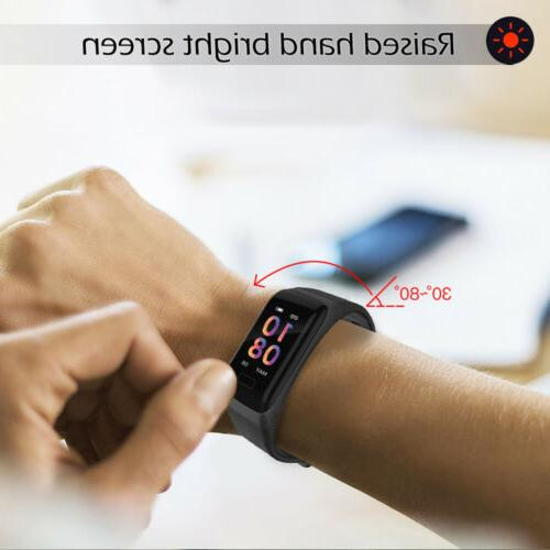 Bluetooth Fitness Watch Wrist Band
