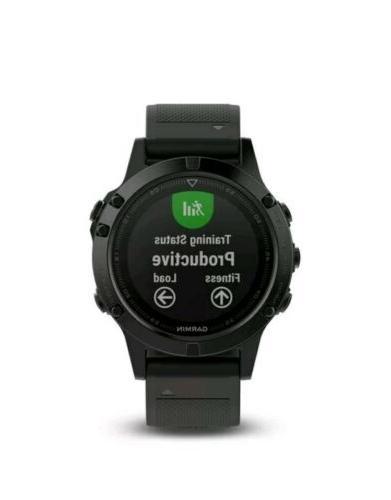 ~BRAND NEW Fenix GPS Watch Black