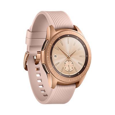BUNDLE Samsung Galaxy Bluetooth Watch 42mm Rose SM-R810NZDCXAR