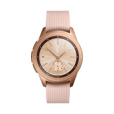 BUNDLE Galaxy Bluetooth Watch 42mm Rose Gold SM-R810NZDCXAR
