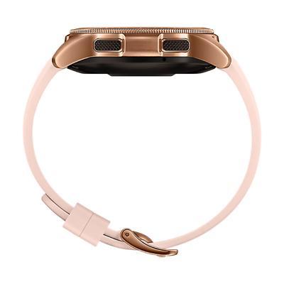 BUNDLE Galaxy Watch 42mm Rose SM-R810NZDCXAR