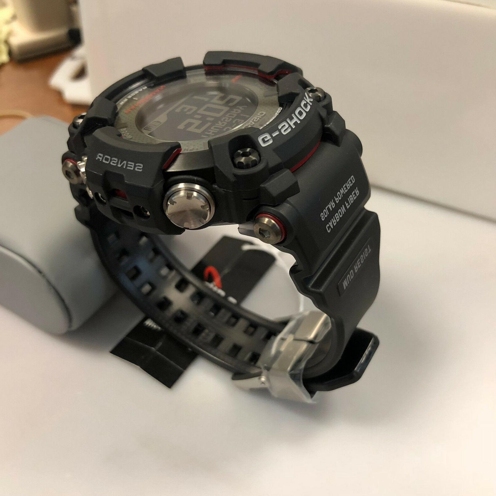 Casio Rangeman Navigation Watch 2018