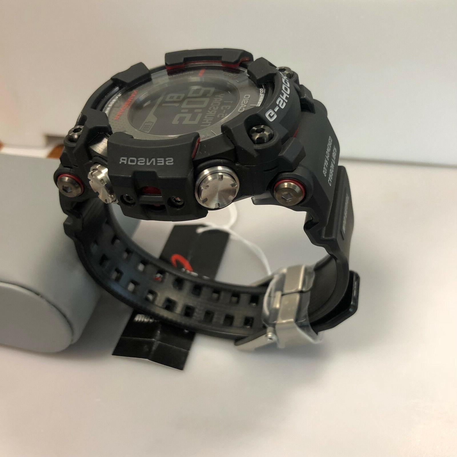 Casio G-SHOCK Navigation Watch New