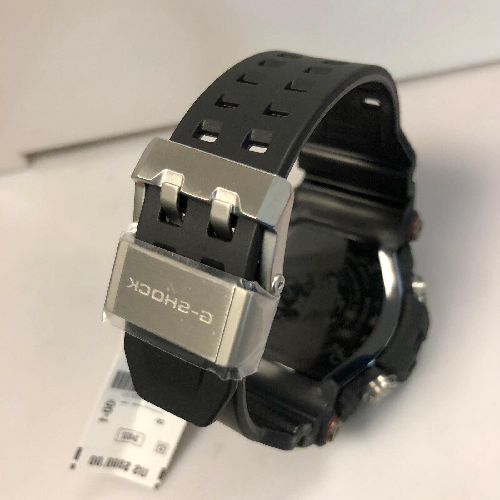 Casio G-SHOCK Rangeman Navigation GPRB1000-1 Watch 2018 New