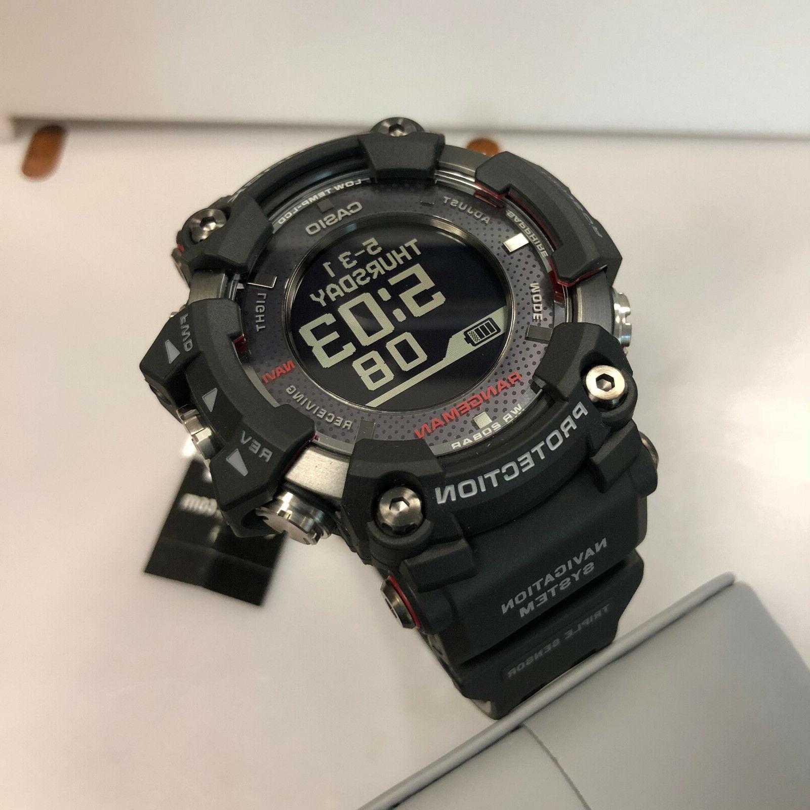 Casio G-SHOCK Rangeman Navigation GPRB1000-1 Watch