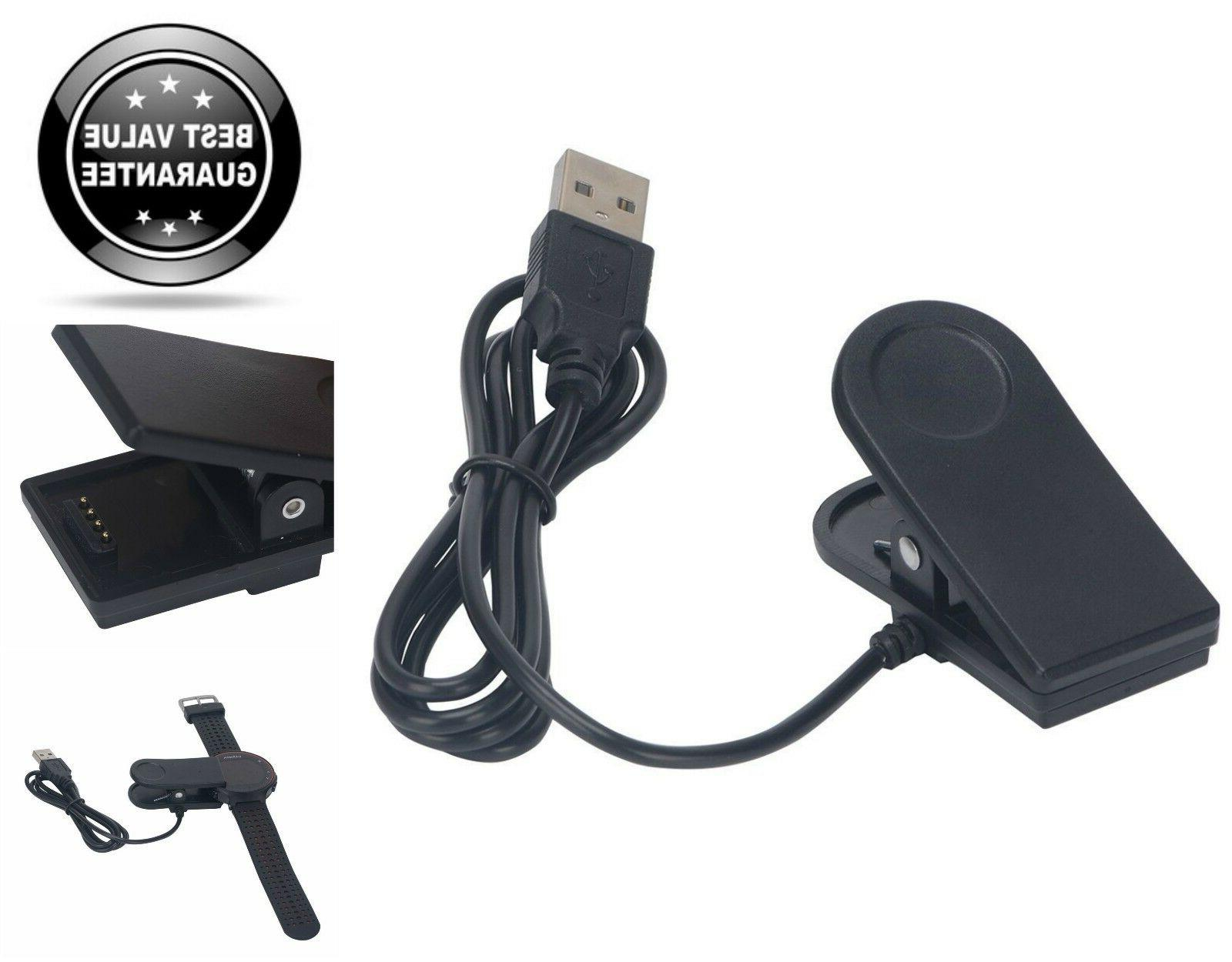 Charging Clip USB Charger Replacement for Garmin Approach S2